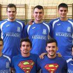 Ganadores en voleibol del trofeo rector 2017