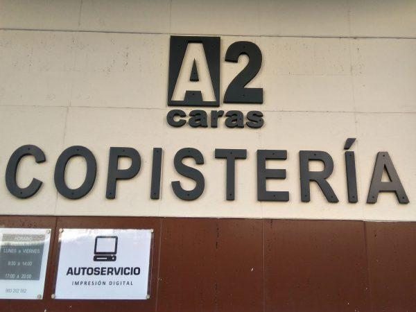 a2 copisteria