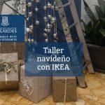 Taller navideño IKEA 2018
