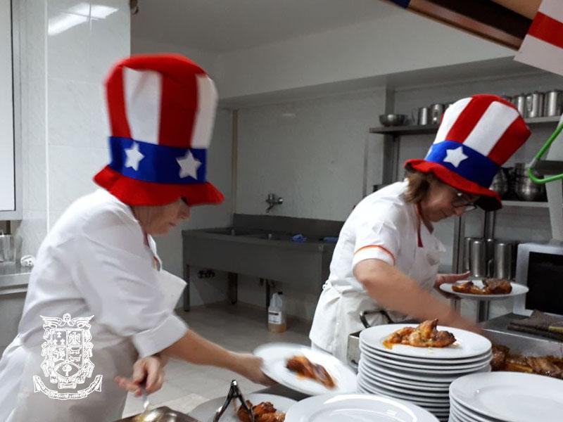 americana cocineras