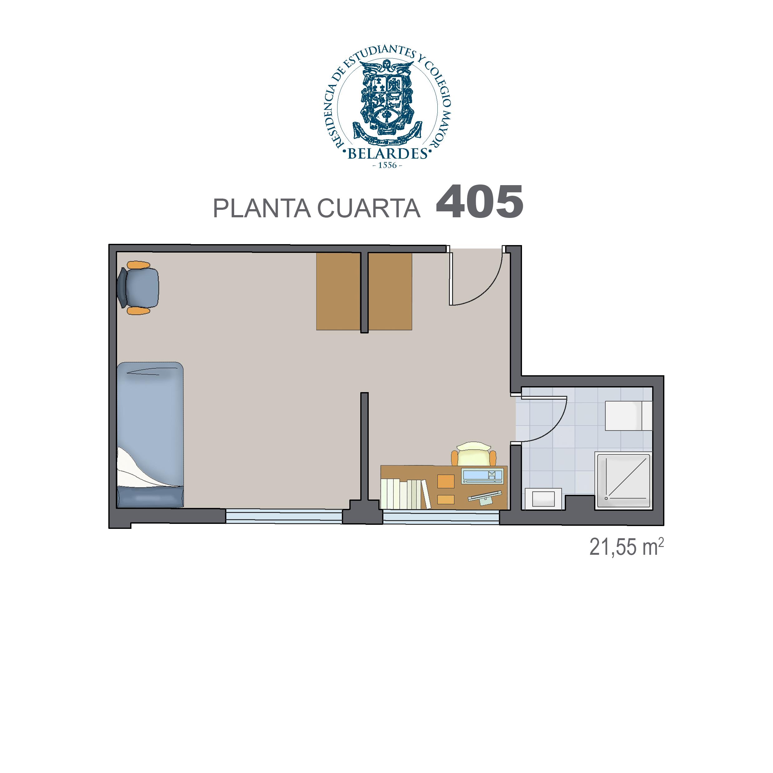 cuarta 405