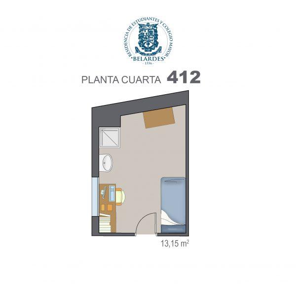 cuarta 412