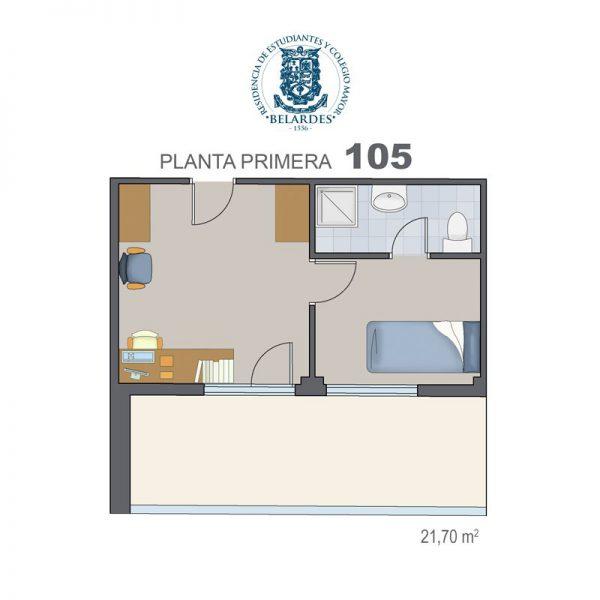 primera 105