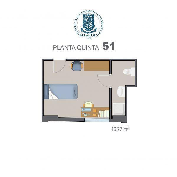 quinta 51