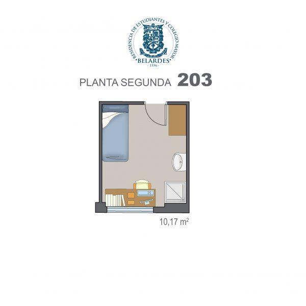 segunda 203