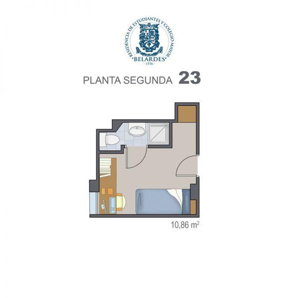 segunda 23