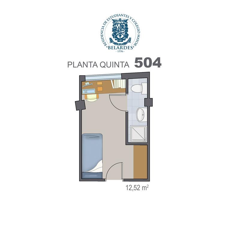 quinta 504