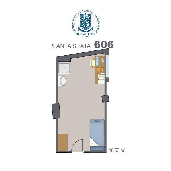 sexta 606