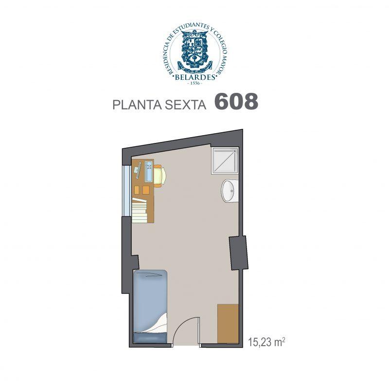 sexta 608
