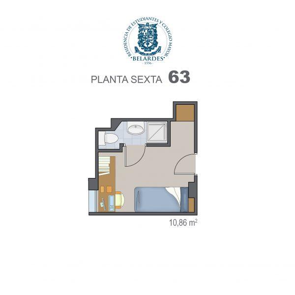 sexta 63