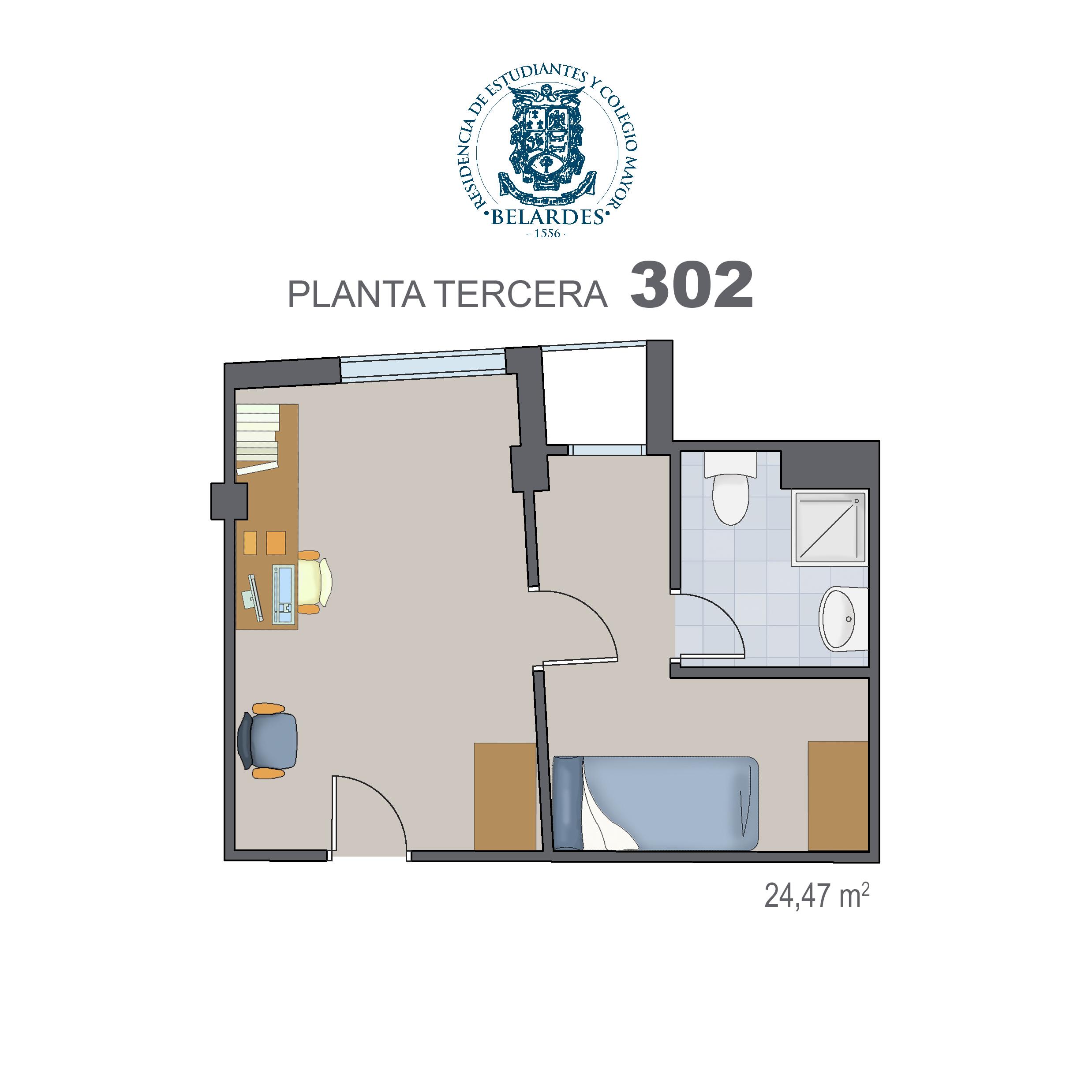 tercera 302