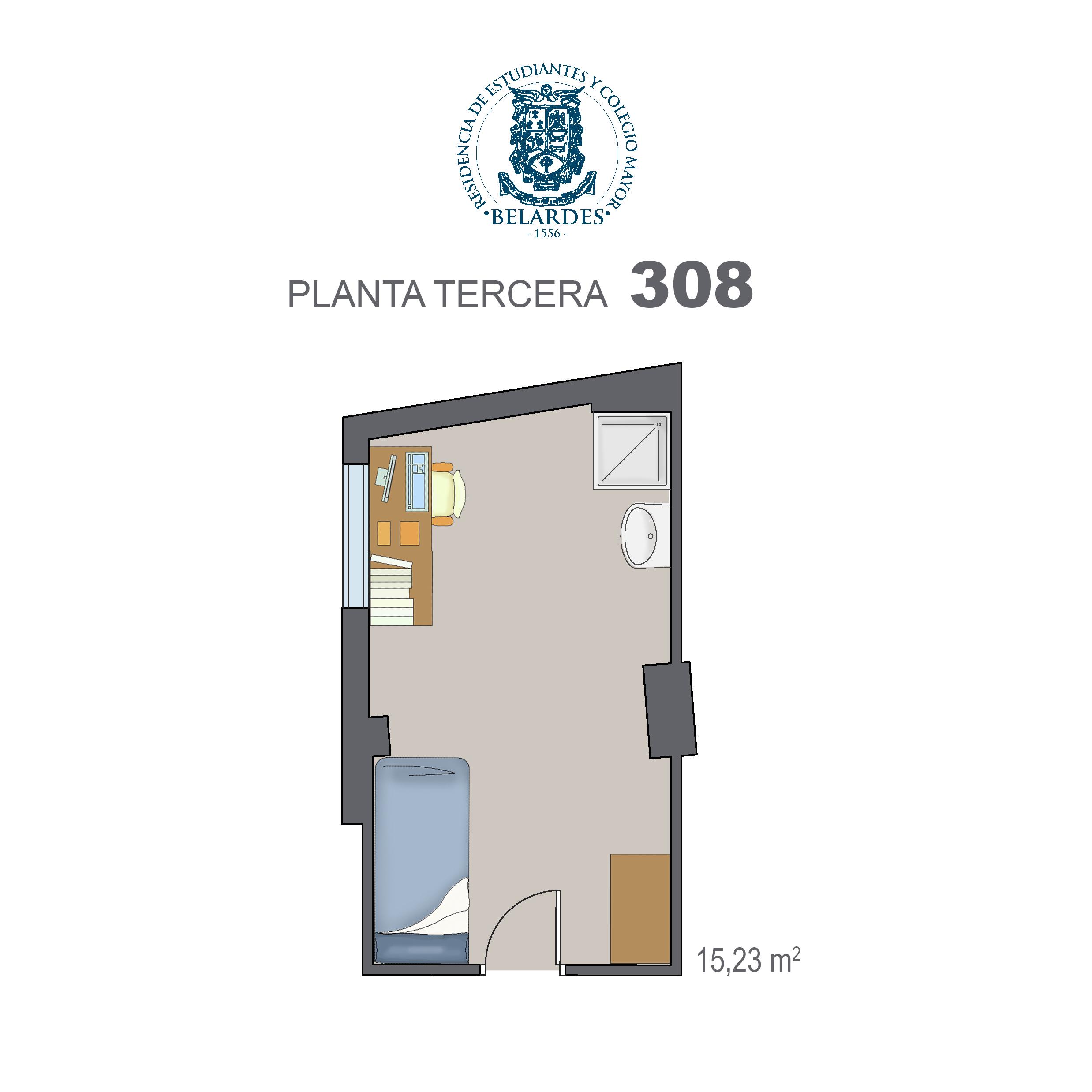 tercera 308