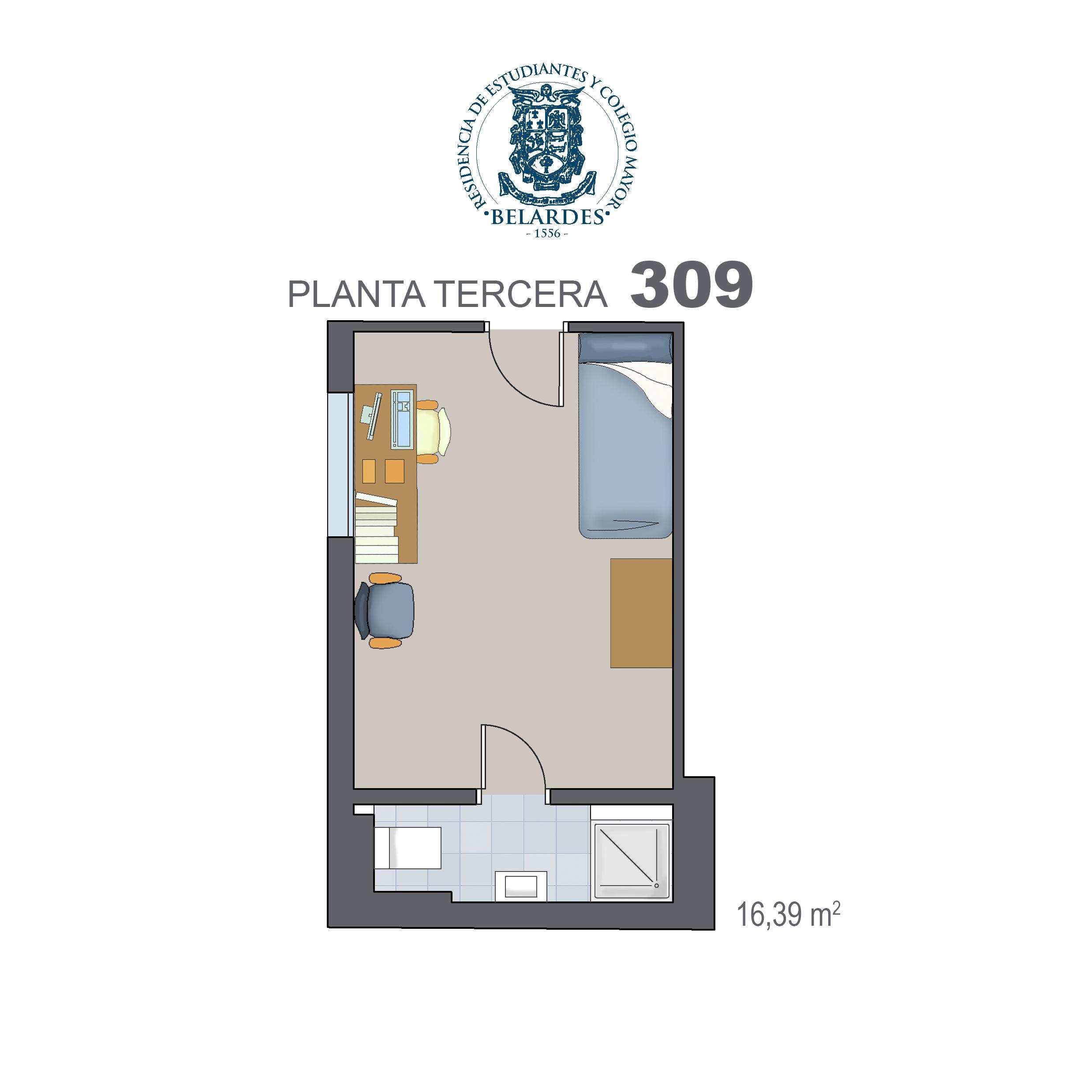 tercera 309
