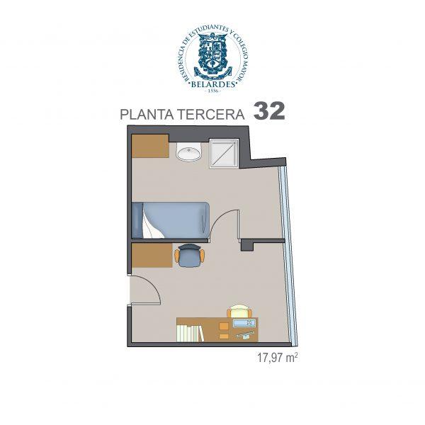 tercera 32